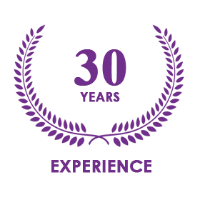 29 years of experience