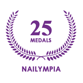 25 national medals