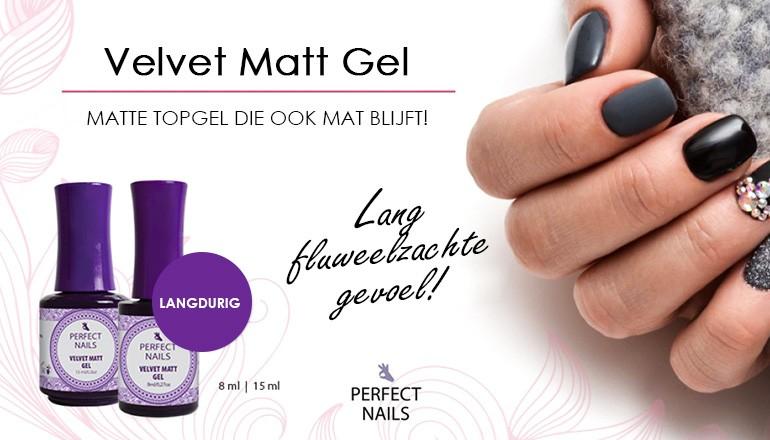 Velvet Matt gel