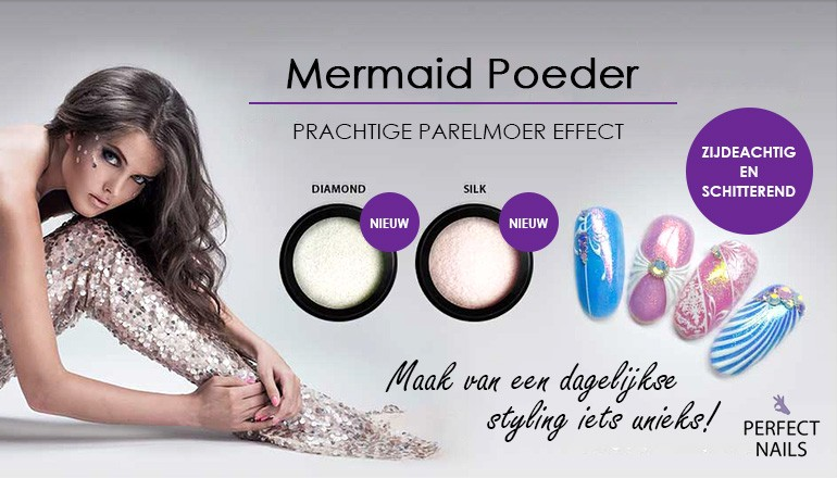 Mermaid poeder